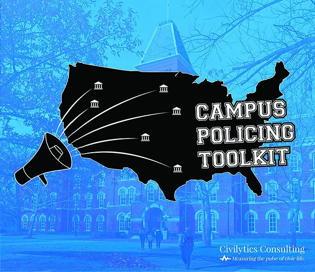 Campus policing toolkit